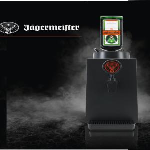 Jägermeister 1-Bottle Tap Maschine