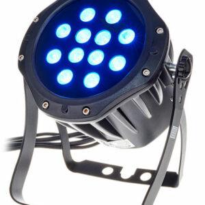 lightmaXX Platinum Tour Spot ARC 12x 3 Watt TRI-LED, IP65